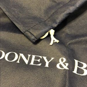 2 Dooney & Bourne dust bags